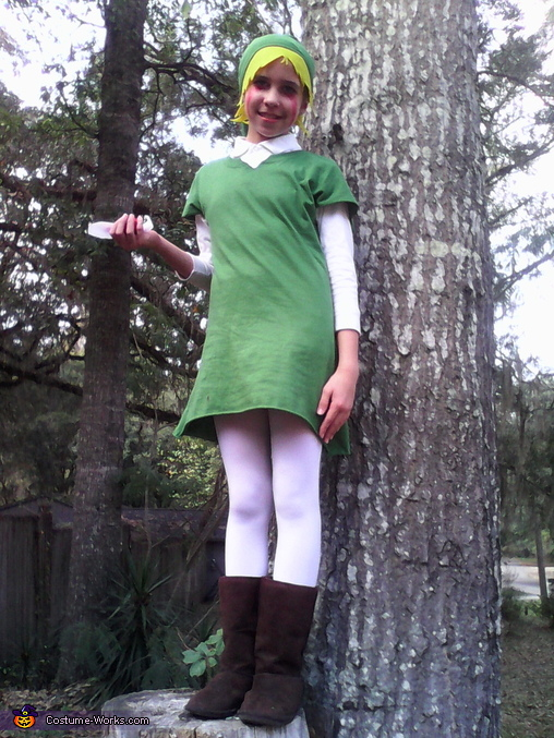 BEN on a tree, Ben Drowned Costume