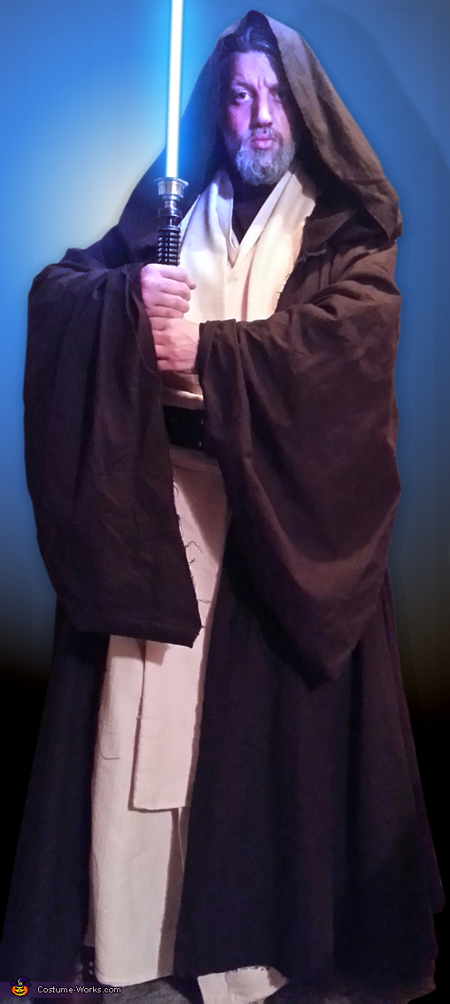 Ben Obi-Wan Kenobi Homemade Costume