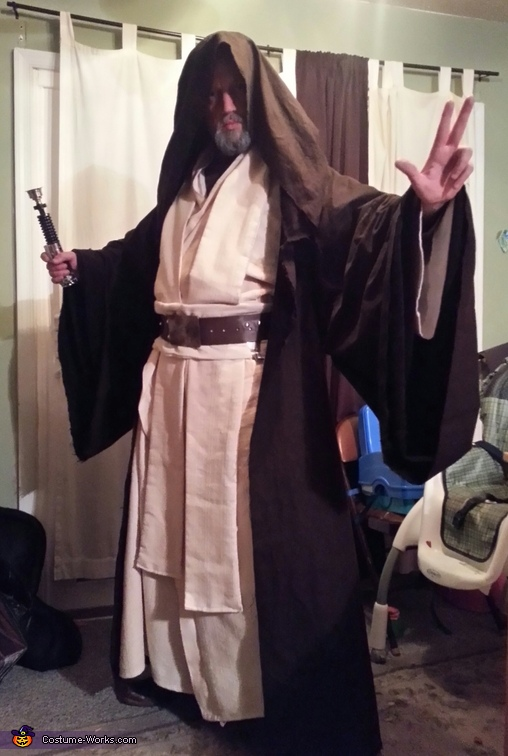Obi-Wan Kenobi Adult Replica and Fancy Dress Costumes, Belts, Boots, and Lightsabers. Everything you need for your Star Wars Costume.