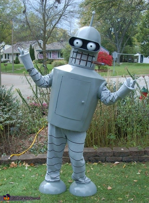 Futurama Bender Costume