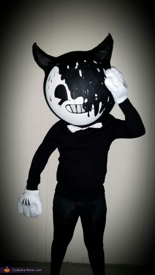 Bendy Costume