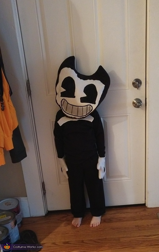 Bendy and the Ink Machine Costume