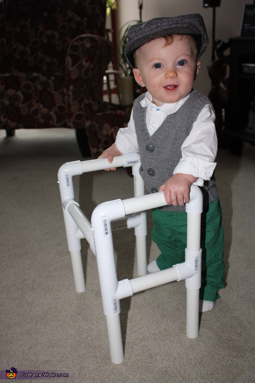 Benjamin Button!, Benjamin Button Baby Costume