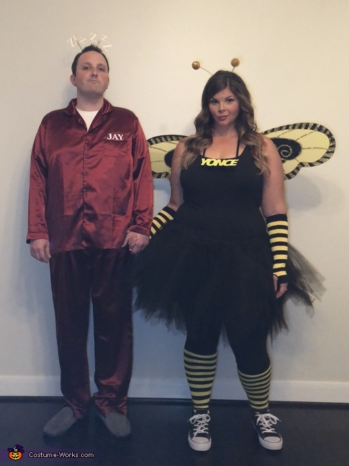 Bey & Jay Costume