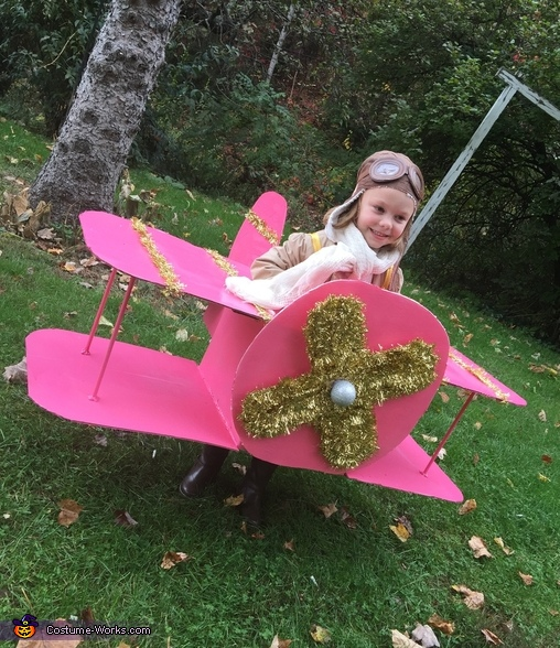 Bi-Plane Costume