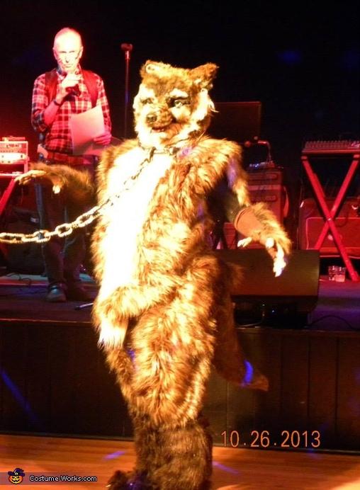 Big Bad Wolf Escaped Costume