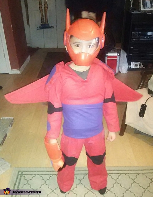 Big Hero 6 Baymax Costume