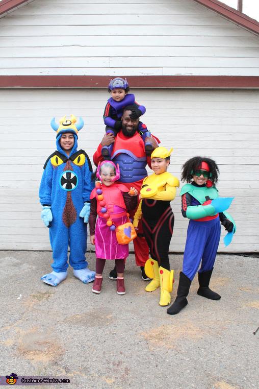 Big Hero 6, Big Hero 6 Costume