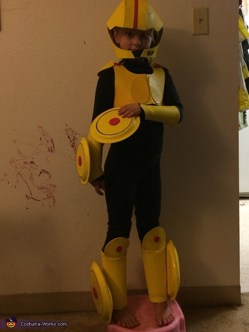 Go go., Big Hero 6 Costume