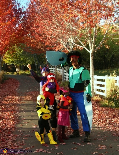 Big Hero 6, Big Hero 6 Family Costume
