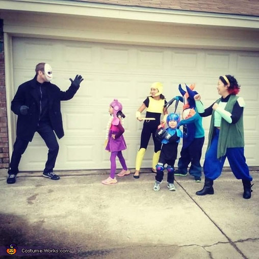 Big Hero 6 Family Costume How To Guide