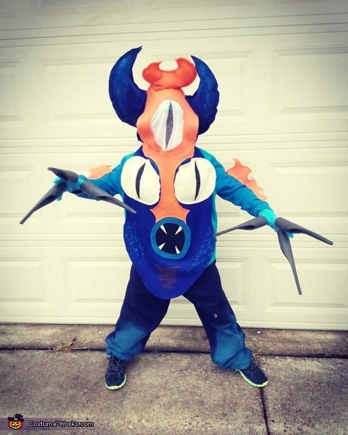Fred, Big Hero 6 Costume