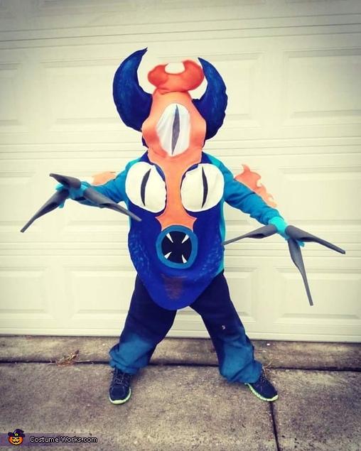Fred, Big Hero 6 Costume
