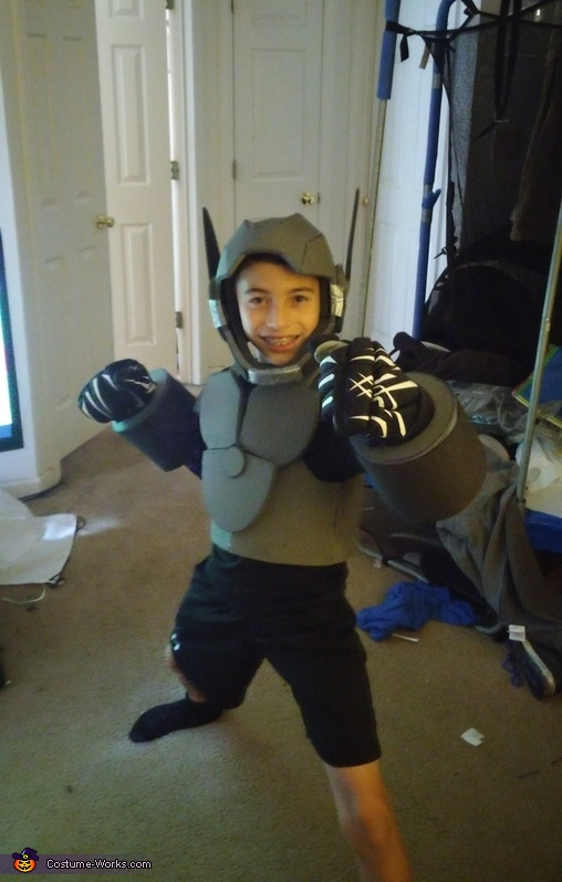 armor together first run, Hiro Hamada from Big Hero 6 Costume