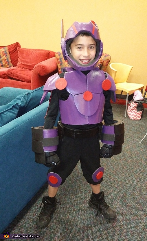 Hiro Hamada from Big Hero 6 Costume