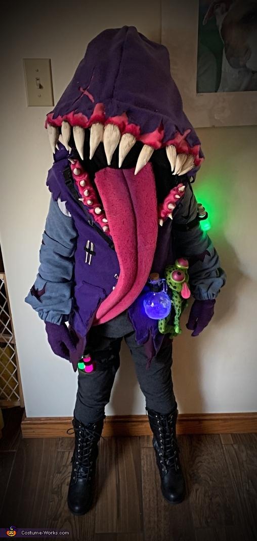 Big Mouth Costume