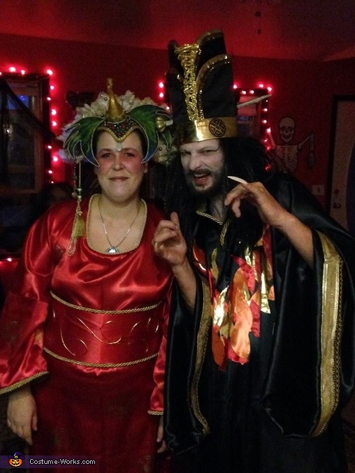 Big Trouble In Little China Couple S Costume
