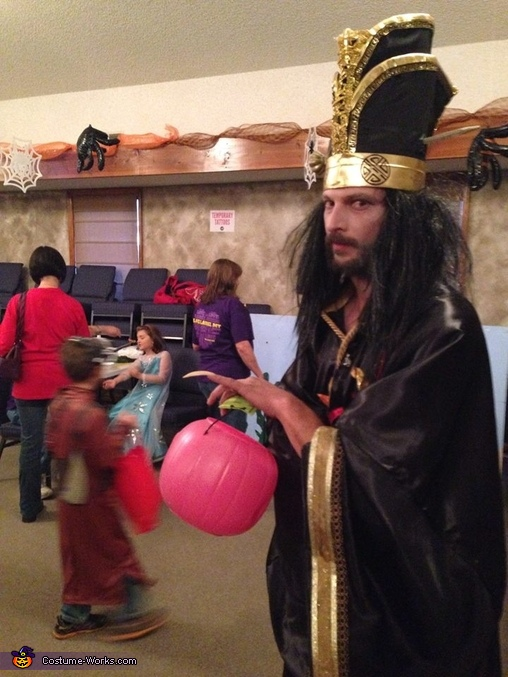 Lo Pan - Not a big fan of kiddy carnivals, Big Trouble in Little China Costume