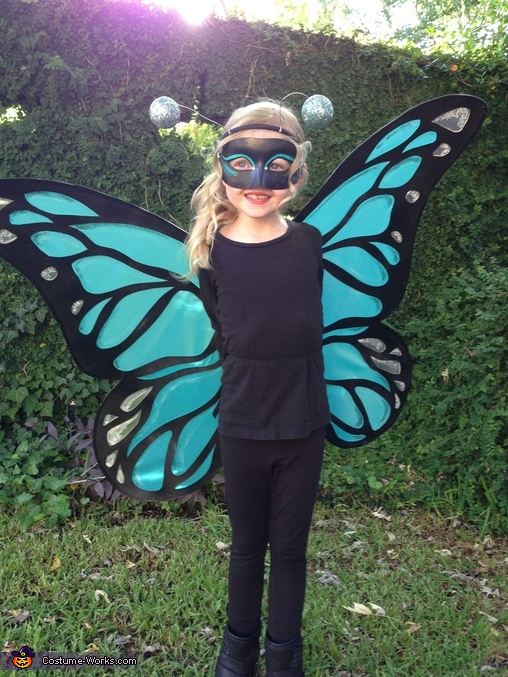 Big Winged Butterfly, Big Winged Butterfly Costume
