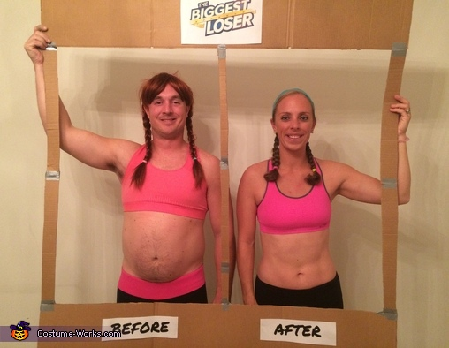 Biggest Loser Costume