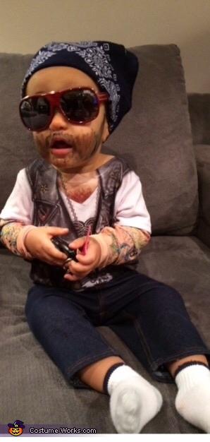 Biker baby, Biker Baby Costume