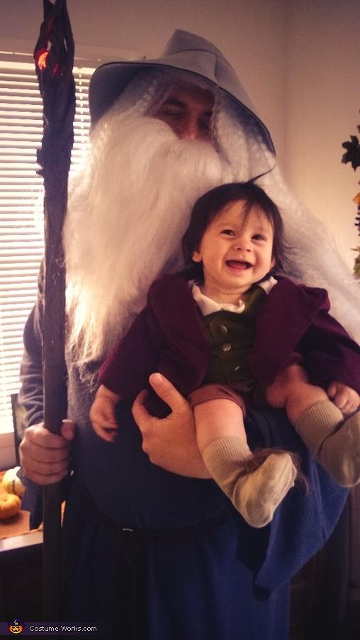 Little Bilbo and Gandalf, Bilbo Baggins Costume