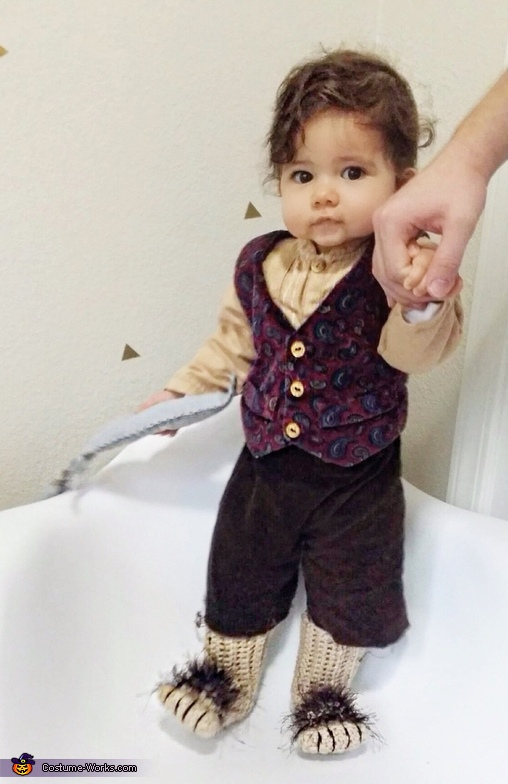Kennedy as Bilbo Baggins, The Hobbit Bilbo Baggins Costume