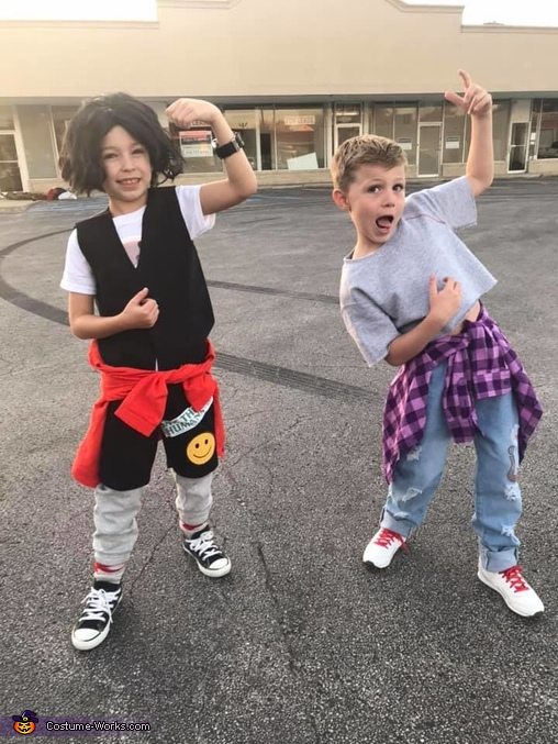 Bill and Ted Costume