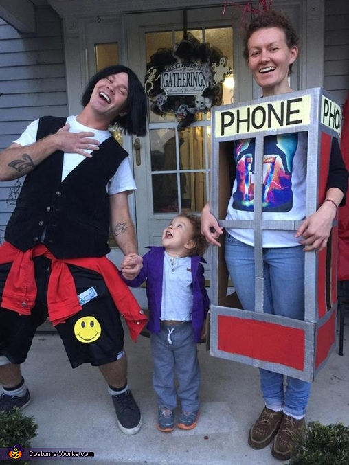 Bill and Ted's Excellent Adventures Costume