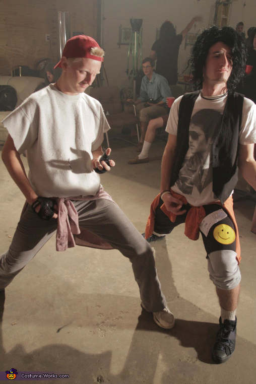 Bill & Ted Costume