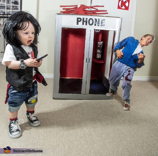 Bill & Ted's Excellent Adventure Homemade Costume
