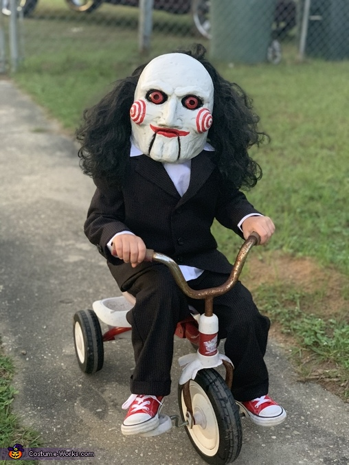Billy from Saw Costume