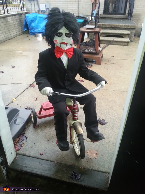 Billy Jigsaw Costume