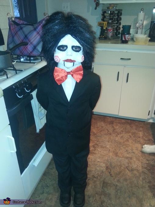 Billy Jigsaw Costume