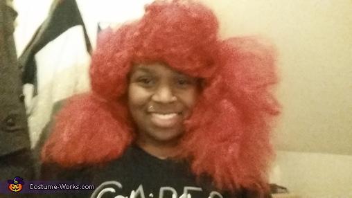Hair, Biophilia Bjork Costume