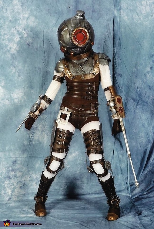 Bioshock 2 Big Sister Costume