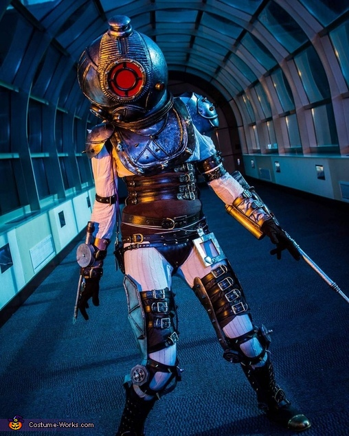 Bioshock 2 Big Sister Costume Photo 2 3