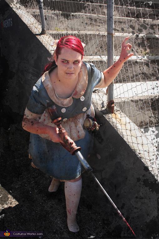 Bioshock Little Sister Costume