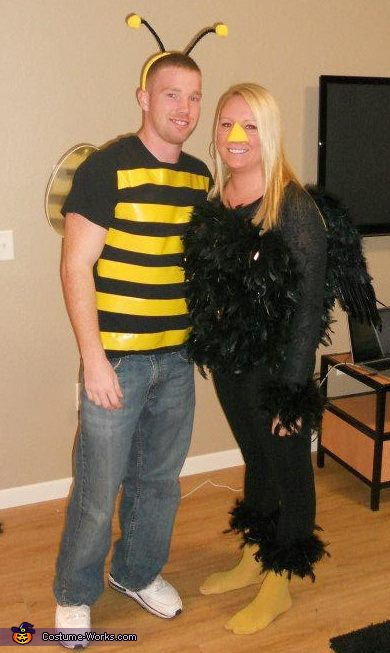 The Birds and The Bees Costume
