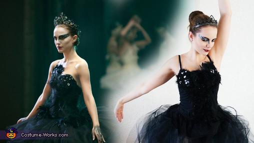Black Swan , Black Swan Costume
