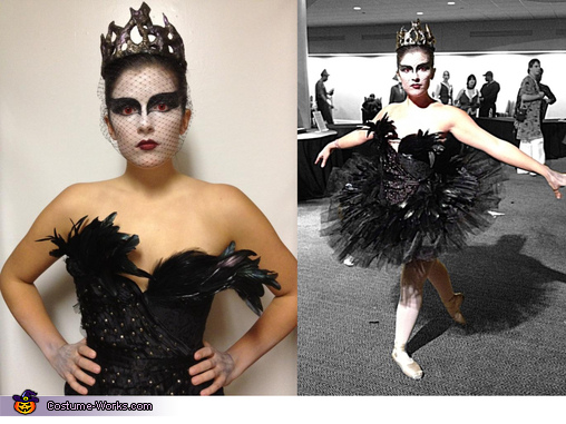 Black Swan - Homemade costumes for women