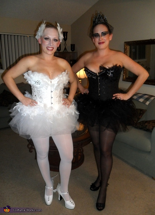 Black Swan u0026 White Swan Costumes