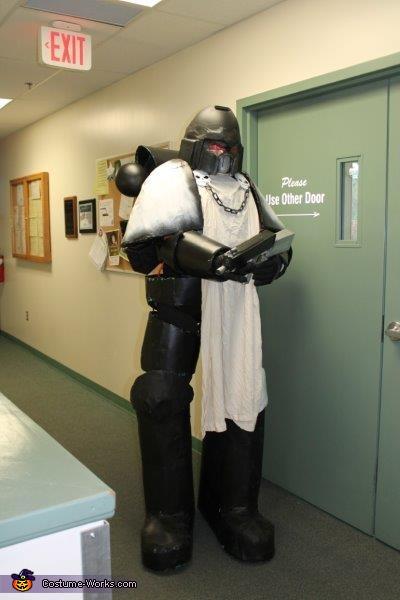 Black Templar Costume