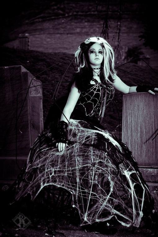 Black Widow Homemade Costume