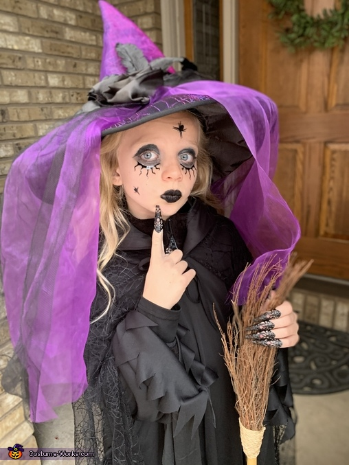 Blonde Witch Costume