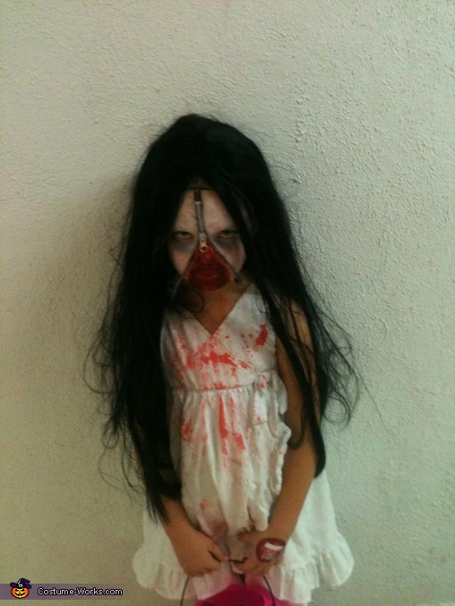 Bloody Mary Homemade Costume