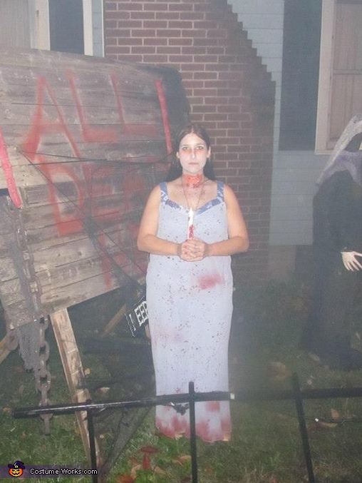 Bloody Mary Costume