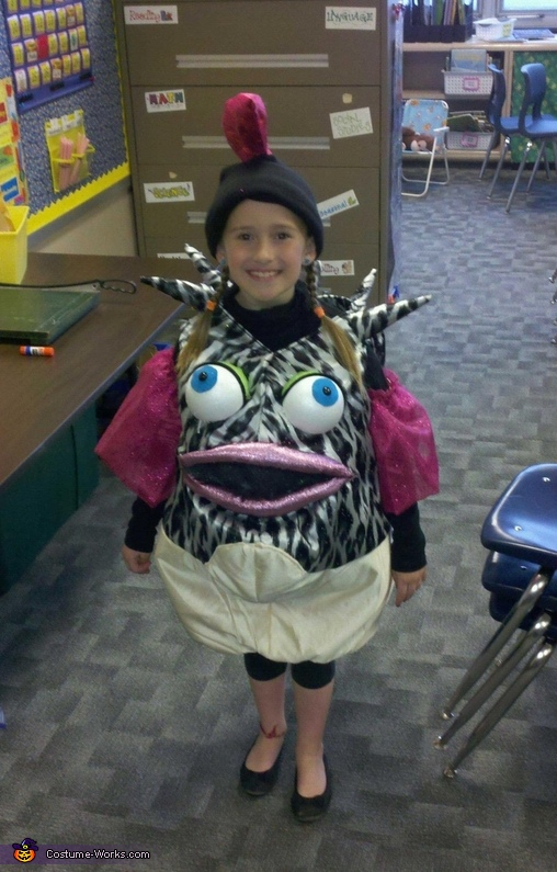 Blowfish Costume