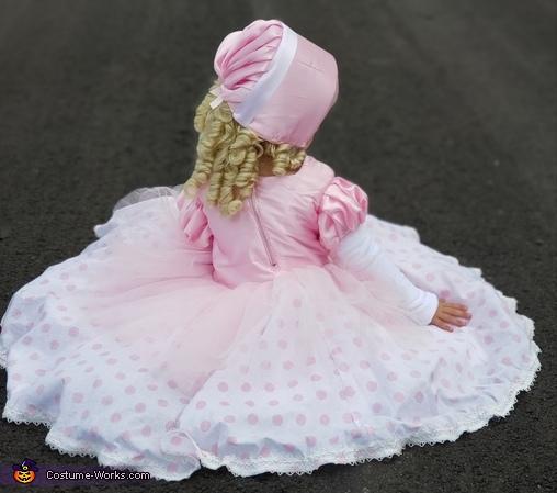 Bo Peep Homemade Costume