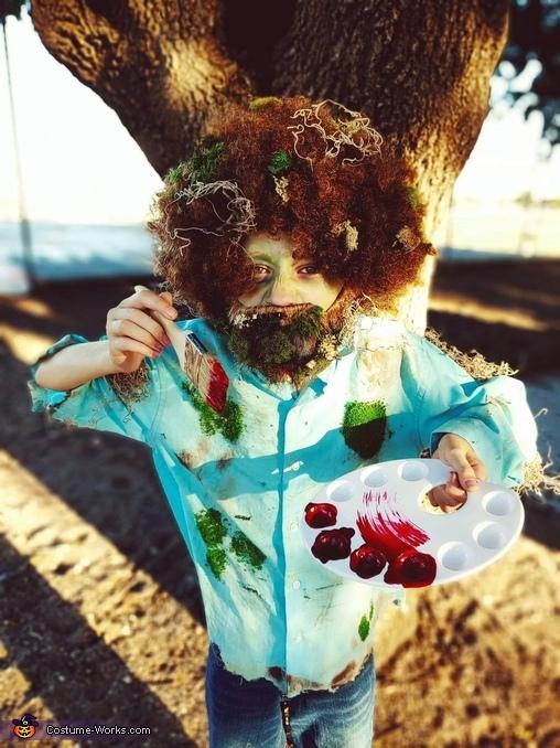 Bob Moss Costume